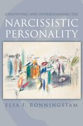 Cover for Identifying and Understanding the Narcissistic Personality