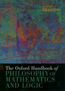Cover for The Oxford Handbook of Philosophy of Mathematics and Logic