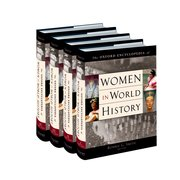 Cover for The Oxford Encyclopedia of Women in World History