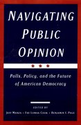 Cover for Navigating Public Opinion