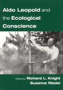 Cover for Aldo Leopold and the Ecological Conscience