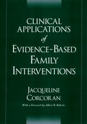 Cover for Clinical Applications of Evidence-Based Family Interventions