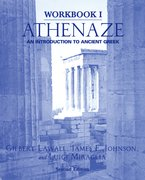 Cover for Workbook I: Athenaze