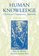 Cover for Human Knowledge