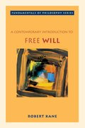 Cover for A Contemporary Introduction to Free Will