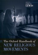 Cover for The Oxford Handbook of New Religious Movements