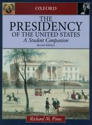 Cover for The Presidency of the United States