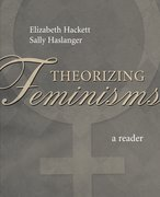 Cover for Theorizing Feminisms