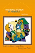 Cover for Working Women in America