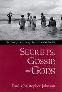 Cover for Secrets, Gossip, and Gods