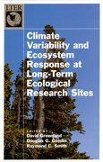 Cover for Climate Variability and Ecosystem Response at Long-Term Ecological Research Sites