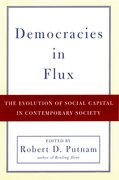 Cover for Democracies in Flux