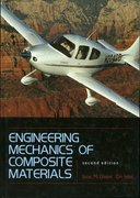Cover for Engineering Mechanics of Composite Materials