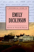Cover for A Historical Guide to Emily Dickinson