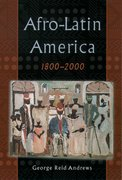 Cover for Afro-Latin America, 1800-2000