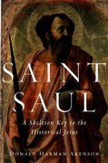 Cover for Saint Saul