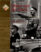 Cover for Hitler and the Nazis