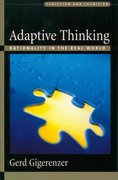 Cover for Adaptive Thinking