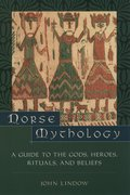 Cover for Norse Mythology