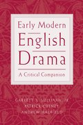 Cover for Early Modern English Drama