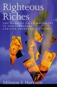 Cover for Righteous Riches