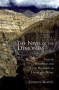 Cover for The Navel of the Demoness
