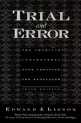 Cover for Trial and Error
