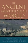 Cover for The Ancient Mediterranean World
