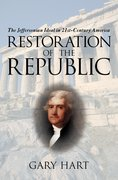 Cover for Restoration of the Republic