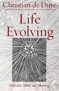 Cover for Life Evolving
