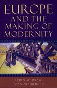 Cover for Europe and the Making of Modernity