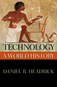 Cover for Technology: A World History