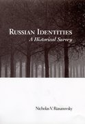 Cover for Russian Identities