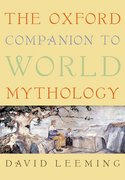 Cover for The Oxford Companion to World Mythology