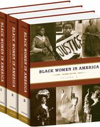 Cover for Black Women in America