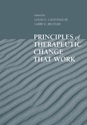 Cover for Principles of Therapeutic Change that Work