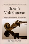Cover for Bartok