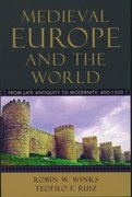 Cover for Medieval Europe and the World