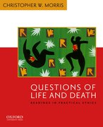 Cover for Questions of Life and Death