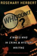 Cover for Whodunit?