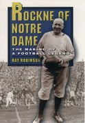 Cover for Rockne of Notre Dame