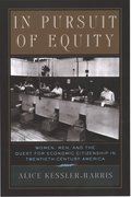 Cover for In Pursuit of Equity