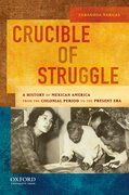 Cover for Crucible of Struggle