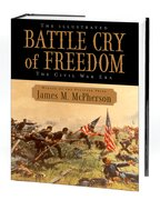 Cover for The Illustrated Battle Cry of Freedom