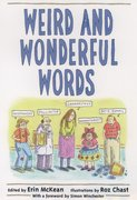 Cover for Weird and Wonderful Words