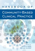 Cover for Handbook of Community-Based Clinical Practice