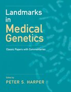 Cover for Landmarks in Medical Genetics