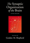 Cover for The Synaptic Organization of the Brain