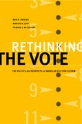 Cover for Rethinking the Vote