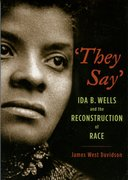 "Cover for ""They Say"""